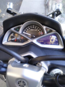 SCOOTER SMAX 155cc - 2015 ..... sold