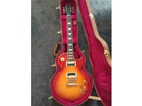Gibson Les Paul classic 2016 as new!!
