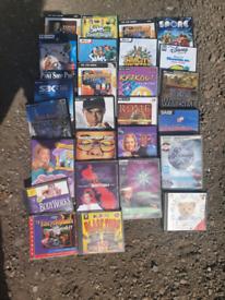 Job Lot PC CD Games
