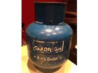 Calor gas 4.5kg gas container x2 empty