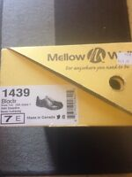Steel Toe Safety Shoes, size 7