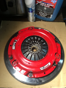 Mcloed racing clutch