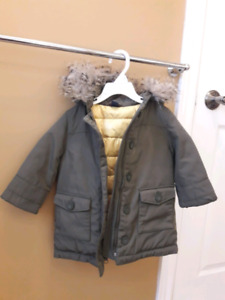 Baby Gap winter jacket 18-24mths