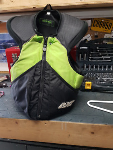 snowmobile protective vests
