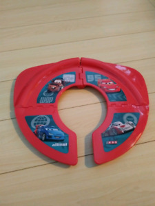 Lightning Mcqueen Portable Potty or Toilet Seat