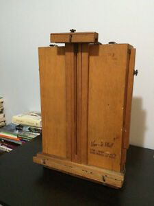 Vintage French grumbacher easel  London Ontario image 1