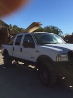 2005 Ford F-350 Lariat With 9'Boss Plow