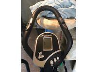 Gym Master Cross Trainer LIKE NEW CONDITION