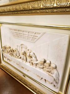 Price drop! 3D Art - The Last Supper