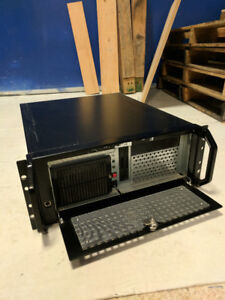4U rackmount Server case chassis