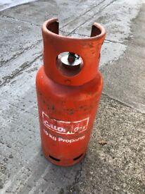 19kg gas bottle empty propane Calor gas