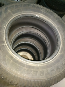 For sale 4 winter tires