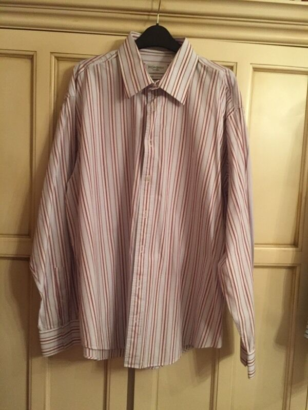 YvesSaintLaurent men's shirt XL