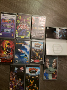 Psp Games prices to sell