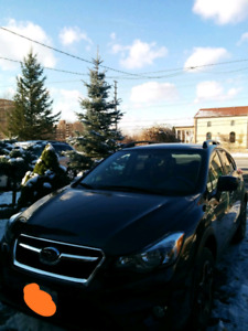 Subaru crosstrek 2014, 22000km,looking  for buyer.
