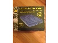 ELECTRIC DELUXE AIRBED