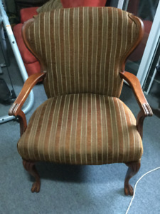 Antique chairs - 2 pairs