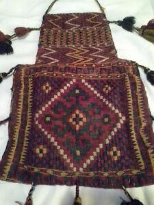 PERSIAN IRAN SALT CAMEL BAG