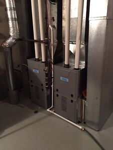 Furnace repair and replacement Edmonton Edmonton Area image 1
