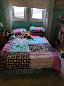 Double Mattress and Box Spring For Sale - $50
