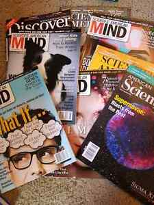 Various Science and Technology Magazines Perfect For Classrooms