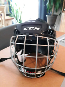 Casque de hockey junior
