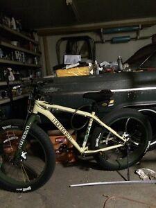 Brand new fat tire bike  momentum