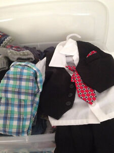Awesome deal $200 OBO - clothing (all seasons) 0 - 4 years old