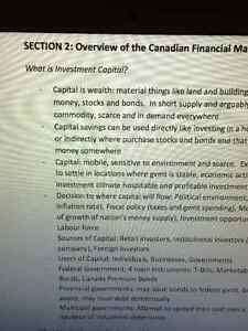 IFIC/IFC (Investment funds in Canada) Chapter/Exam study notes St. John's Newfoundland image 4