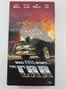 What Evil Drives The Car VHS Tape