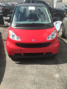 2010 Smart Fortwo Coupé LIKE NEW