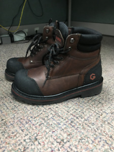 JB Goodhue Men's Hawk Work Boots