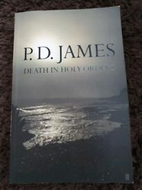 P. D. James book