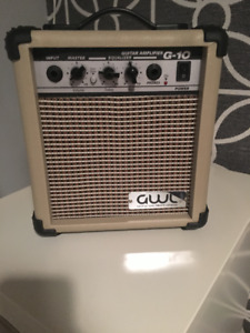 George Washburn guitar amp