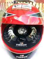 Tissot limited edition 2007 moto GP collectors edition