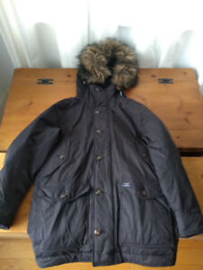 Abercrombie and Fitch Mens winter Parka - Size XS