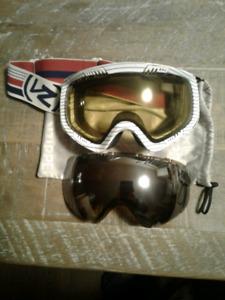 Von Zipper snow goggles