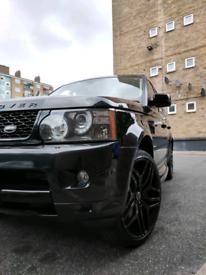 Range Rover Sport supercharged V8 PETROL