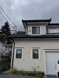 New and cozy laneway house in central location