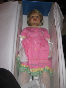 Master piece doll retired Betsy