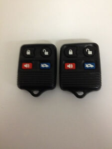 Ford keyless remotes