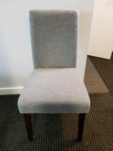 Set of 4 Dining Chairs - $40