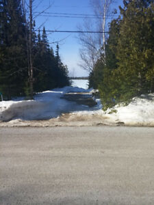 Highly Desirable Building Lot Sale by Owner TOBERMORY