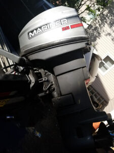 2004 25hp Mariner Long Shaft Outboard