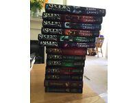 Spooks book series
