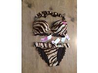 Bikini brand new with tags 32A size 8