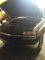 PARTS TRUCK chev 1500