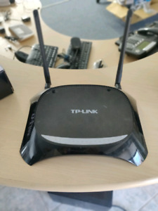 Modem and wireless router