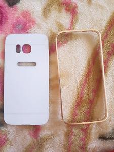 Samsung s7 edge gold case
