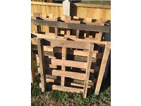 Various Wood Pallets